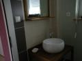 Vasque de la salle de bain autonome